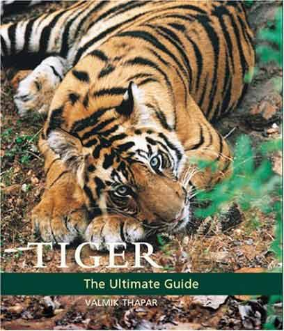 "Livre ""Tiger The Ultimate Guide"""