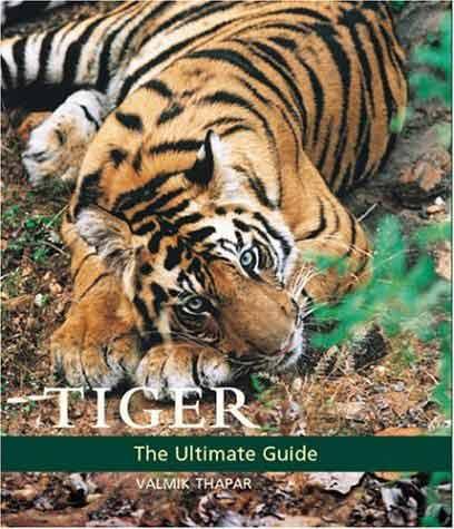 "Livre ""Tiger The Ultimate Guide"""